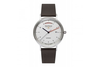 Bauhaus Herrenuhr Automatic Day Date Watch