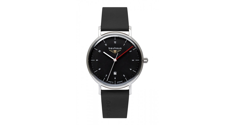 Bauhaus Classic Quartz Date Watch
