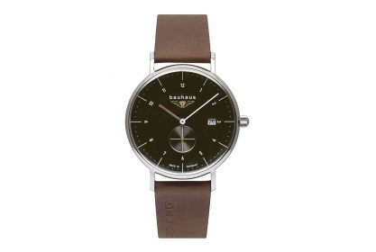 Bauhaus Classic Quartz Date Watch