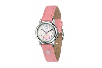 D For Diamond Pink Watch