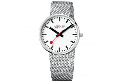Mondaine Giant Backlight Quartz Watch