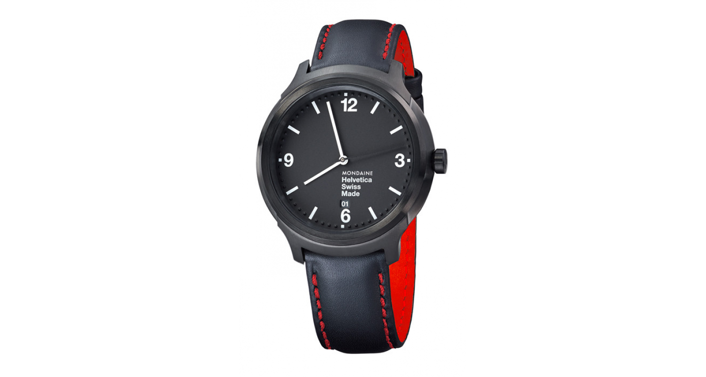 Mondaine Helvetica New York Edition Watch