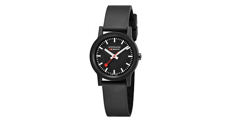 Mondaine Essence 41mm Sustainable Watch