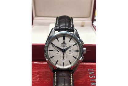 Omega Seamaster Aqua Terra Chronograph Watch