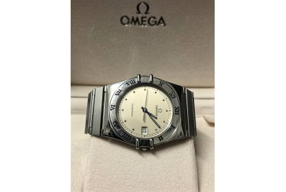 Omega Constellation Date Watch