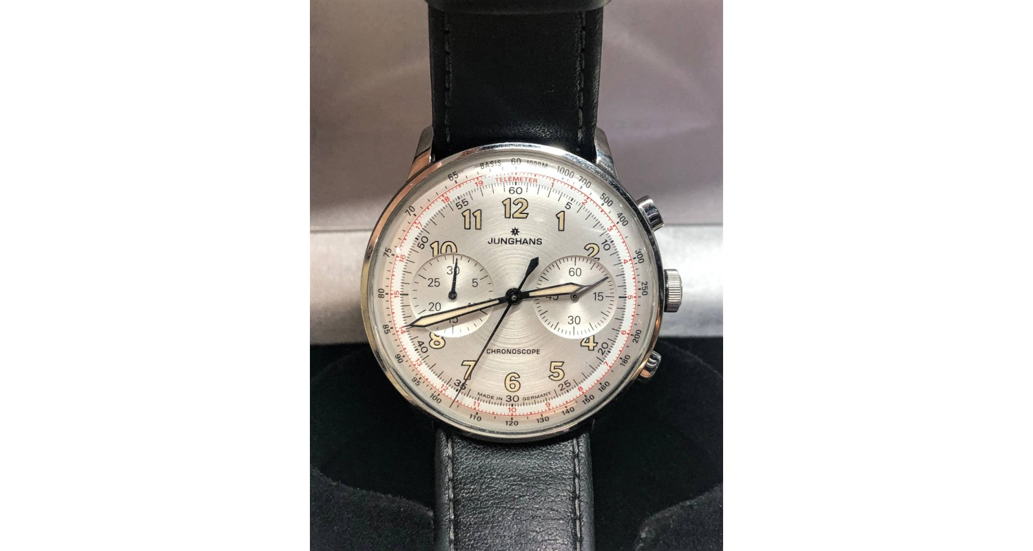 Junghans Meister Telemeter Automatic Watch