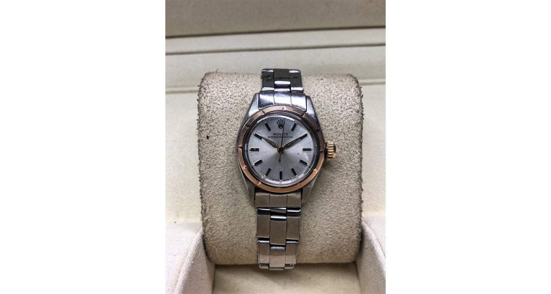 Rolex Oyster Perpetual 6621 'Thunderbird' Watch
