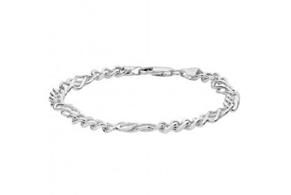 Sterling Silver Celtic Knot Design Bracelet