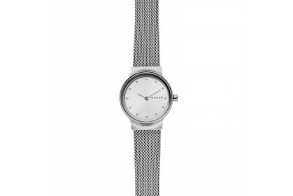 Skagen Freja Stainless Steel Mesh Watch