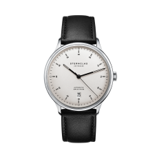 Sternglas Kanton Black Automatic Watch