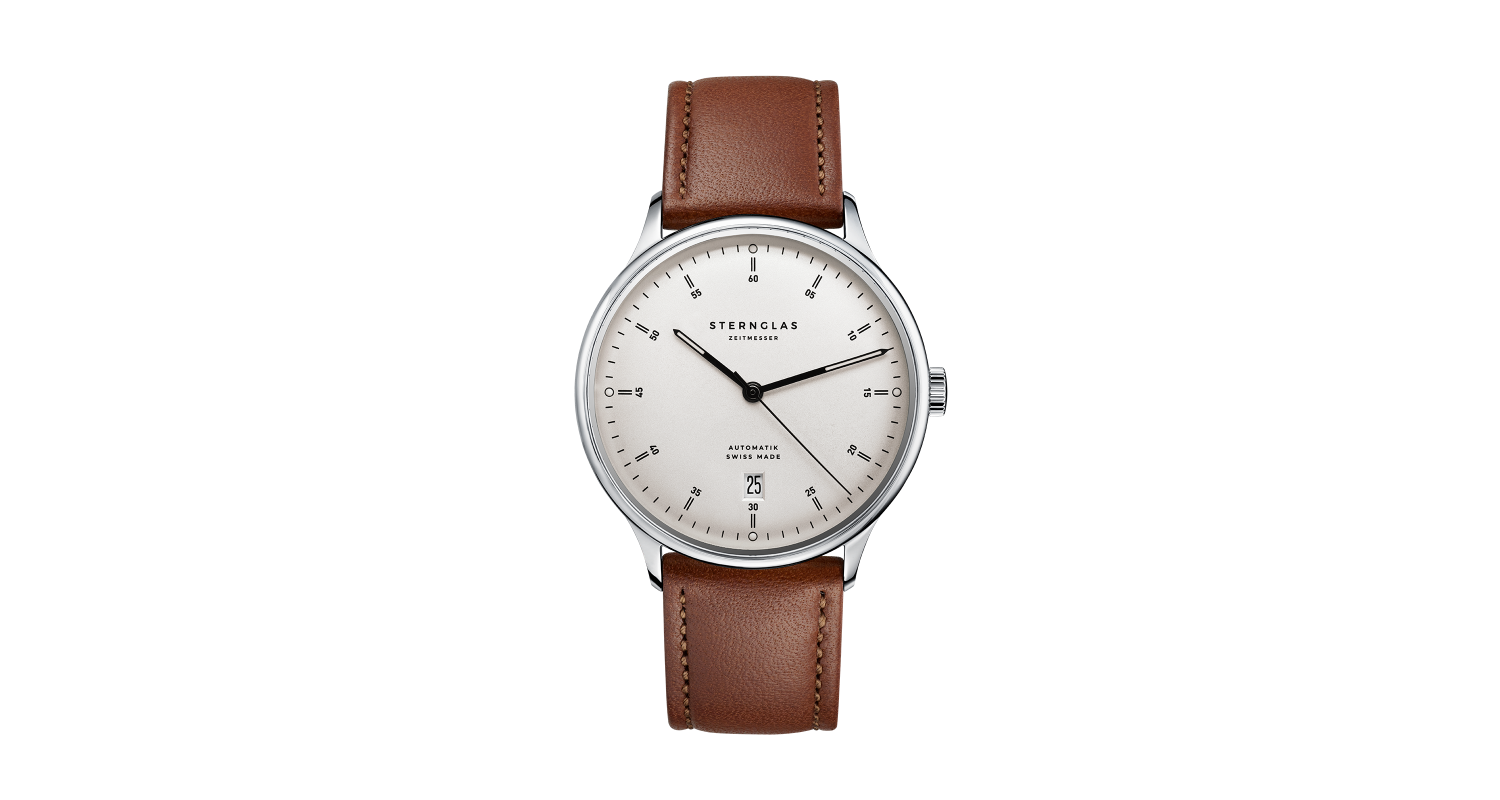 Sternglas Kanton Brown Automatic Watch