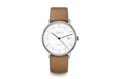 Sternglas Naos Brown Date Automatic Watch