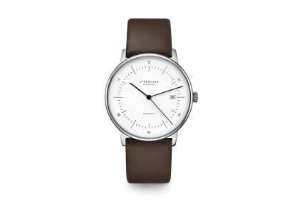 Sternglas Naos Premium Brown Date Automatic Watch